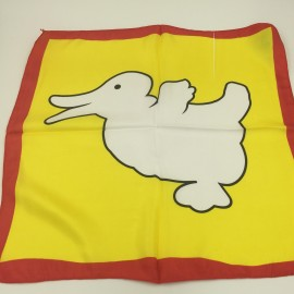 FOULARD LAPIN-CANARD/RABBIT-DACK CLICK