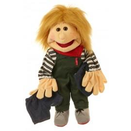 Marionnette ventriloque Le petit Pelle BM-W119