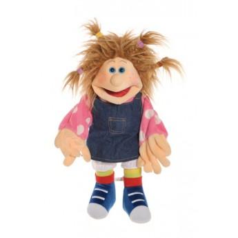 Marionnette ventriloque La petite Ilselotte BM-W578