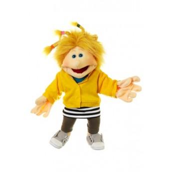 Marionnette ventriloque La petite Mirka BM-W633