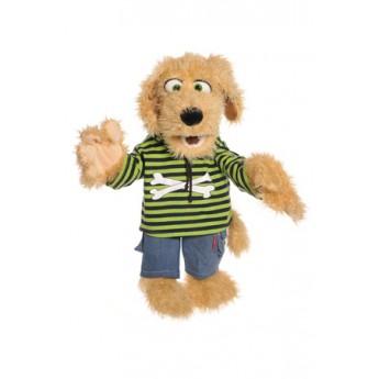 Marionnette ventriloque Le chien Bosse BM-W563
