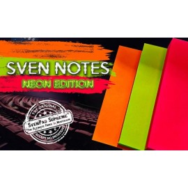 Sven Notes - NEON EDITION (3 Post-Its )