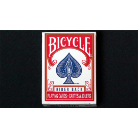 Mini Bicycle Cards Rouge