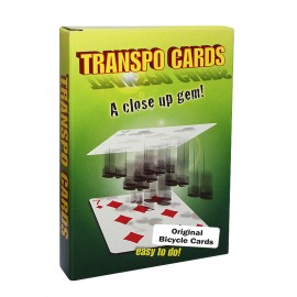 Transpo Cards Bicycle