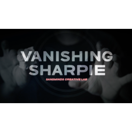 Vanishing Sharpie by SansMinds