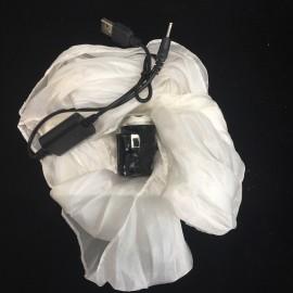 Barillet électrique rechargeable