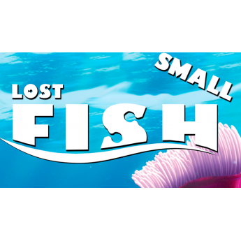 Lost Fish (Large) by Aprendemagia