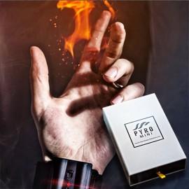 Pyro Mini Fireshooter by Adam Wilber