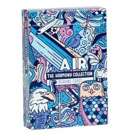 Jeu de cartes The Harmony Collection  - Air