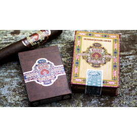 Jeu de cartes Maduro LIMITED Gold Edition by Kings Wild Project