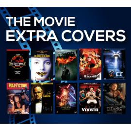 THE MOVIE Couvertures Extra