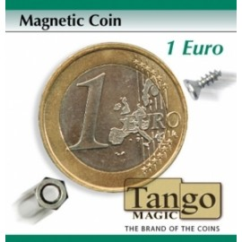 Magnetic Coin (1 Euro)/Piece magnetique TANGO