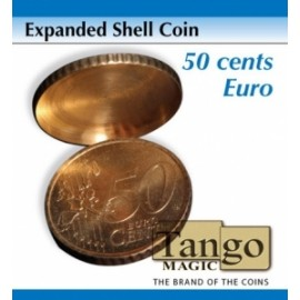 Expanded Shell 50 Cent Euro TANGO