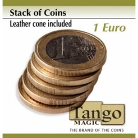 Stack of Coins (1 Euro) TANGO