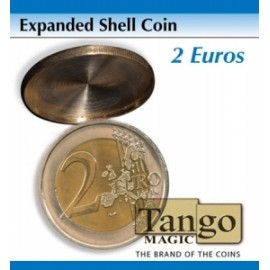 Expanded Shell  Coin 2 Euro TANGO