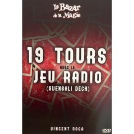 19 TOURS JEUX RADIO (SVENGALI DECK)