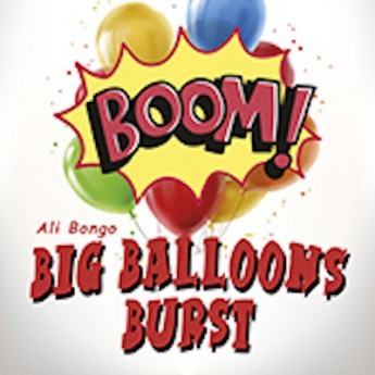 BIG BALLOONS BURST  CLIMAX