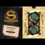 Jeu de cartes marqué Surnateum  by Christian Chelman