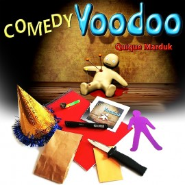 Comedy Voodoo by Quique Marduk