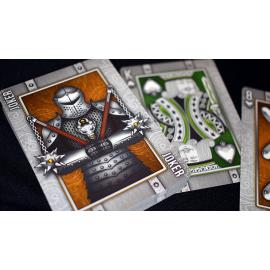 Jeu de cartes Rage Knight