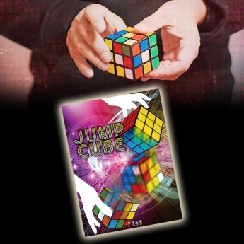 Jump Cube by Syouma