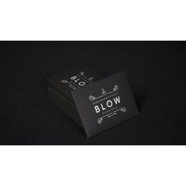 BLOW  by Juan Capilla