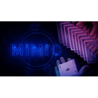 Mimic DVD and Gimmick by SansMinds
