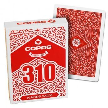 Jeu de cartes Copag 310  - Slim Line - Bleu