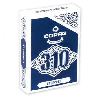 Copag 310 – Jeu biseauté – Jeu de cartes