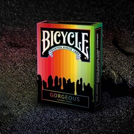 Jeu de cartes Bicycle - Gorgeous