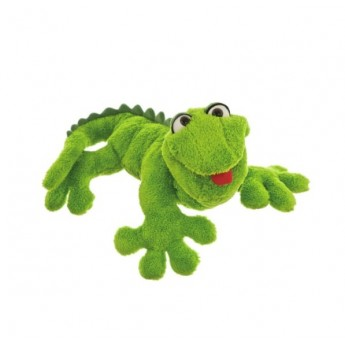 Marionnette Le petit gecko Giovanni W231