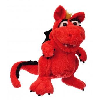 Marionnette Le dragon Elsa W469