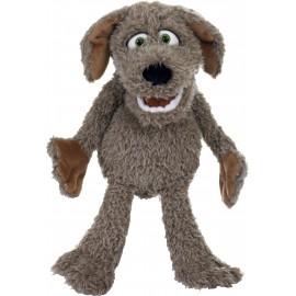 Marionnette ventriloque  Locke le petit chien W799