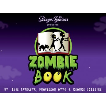 ZOMBIE BOOK by Twister Magic