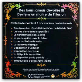 "Magic Box ""Illusions et Mentalisme"""
