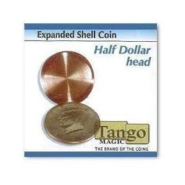 Expanded Shell Half Dollar (Head) TANGO