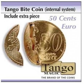 Bite coin 0,50 Euro -internal system- TANGO