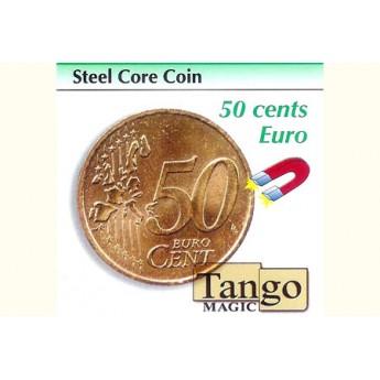 Steel Core coin 50 cts euro TANGO