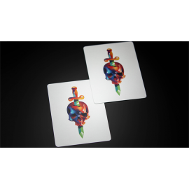 Jeu de cartes Furious Skull