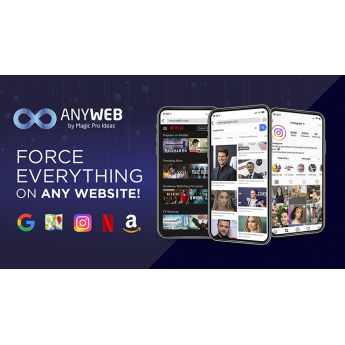AnyWeb by Magic Pro Ideas