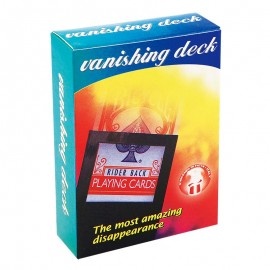 Vanishing deck (L'Etui à Disparition)