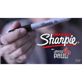 Amazing Sharpie Pen (Rouge) by James Paul
