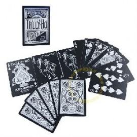 Jeu de cartes Tally Ho - Viper Fan back