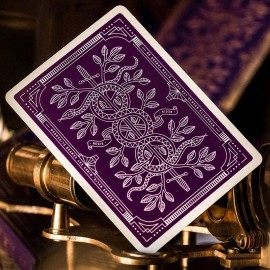 Jeu de cartes Monarch PURPLE