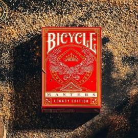 Bicycle - Legacy Masters Rouge