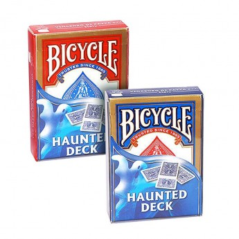 Jeu de cartes hanté Bicycle( Hauted Deck)