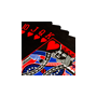 JEU DE CARTES BICYCLE - BLACK SPIDER DESK