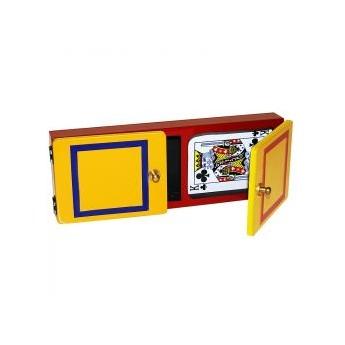 Sucker Card Vanish Box (Boîte à disparition de cartes)