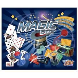 MAGIC BOX TOURS DE MAGIE