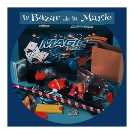 MAGIC BOX TOURS DE MAGIE